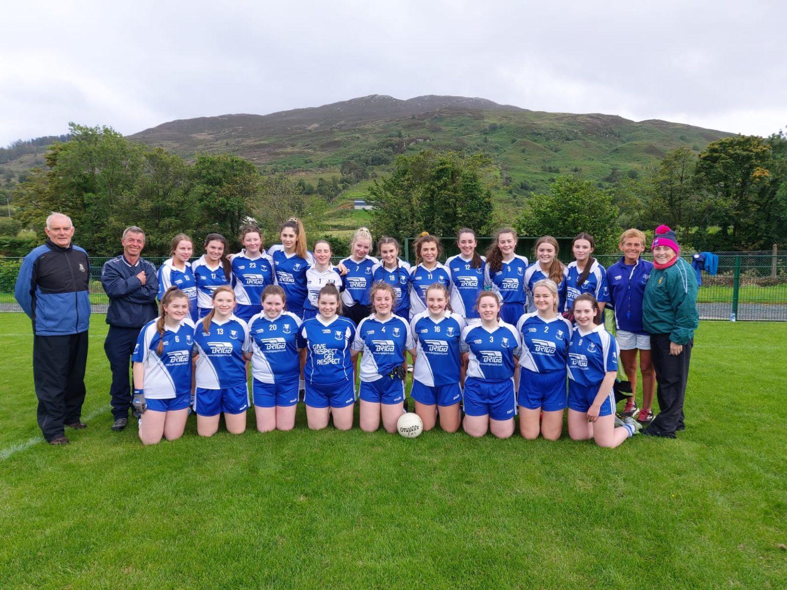 Under 14 & Under 18 Ladies Football