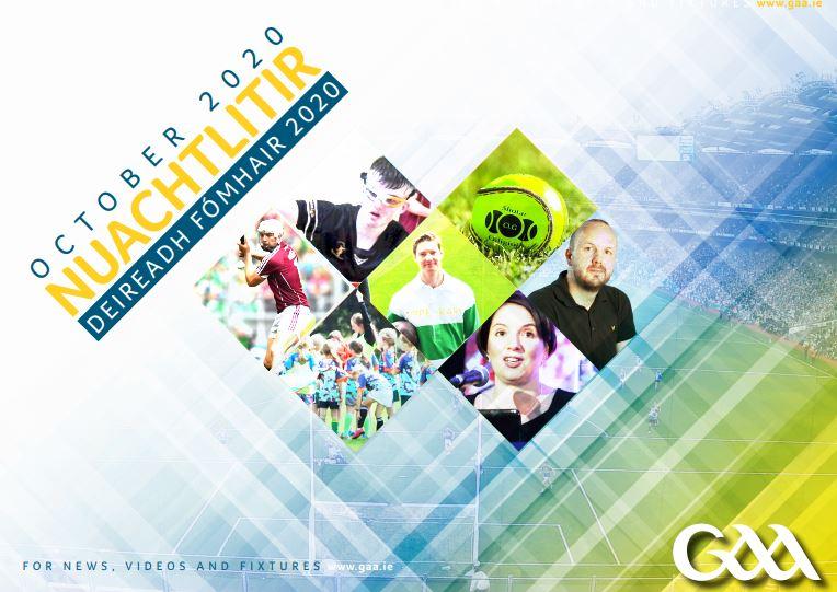 October 2020 GAA Club Newsletter